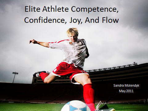 Elite Athlete Confidence