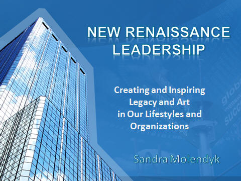 NEW RENAISSANCE LEADERSHIP