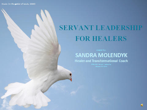 Servant Leadership for Healers